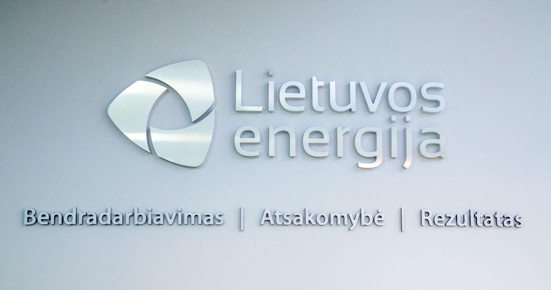 """Sustabdytas naujos """"Lietuvos energijos"""" būstinės nuomos konkursas"""