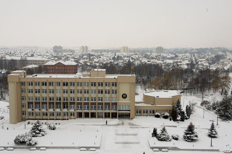 Marijampolės centras. Vladimiro Ivanovo (VŽ) nuotr.