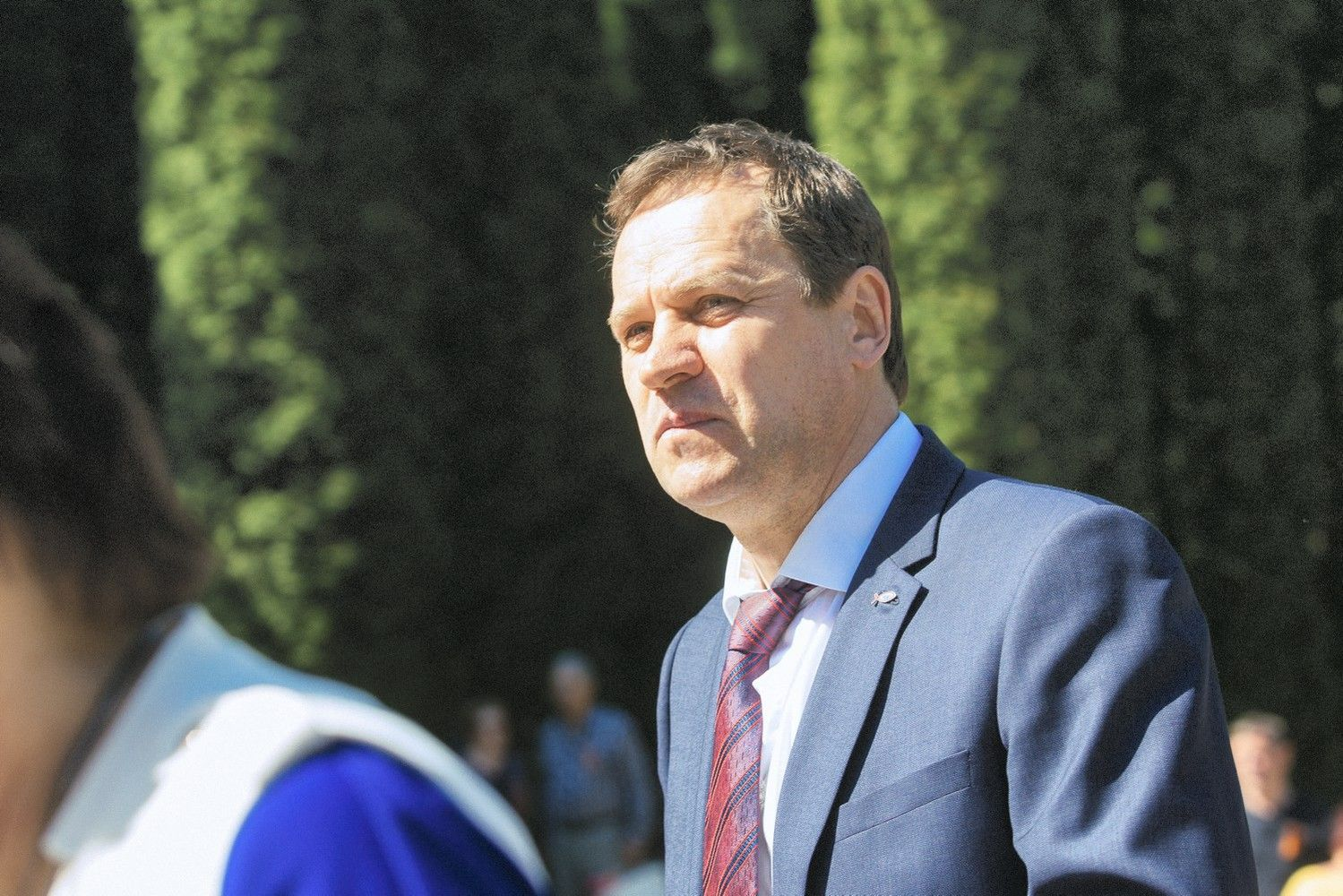 Dėl prezidento posto ketina varžytis ir V.Tomaševskis
