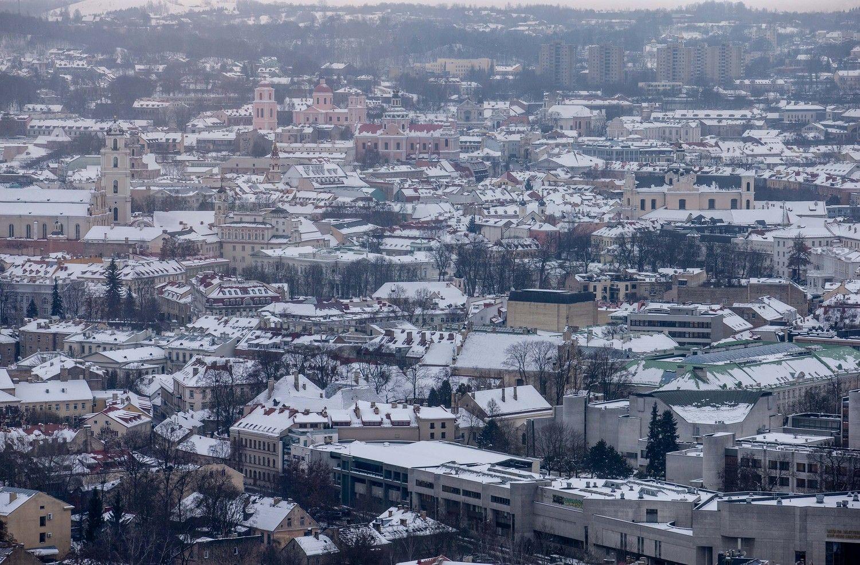Teismas sustabdė dalies Vilniaus teritorijų tvarkymo konkursą