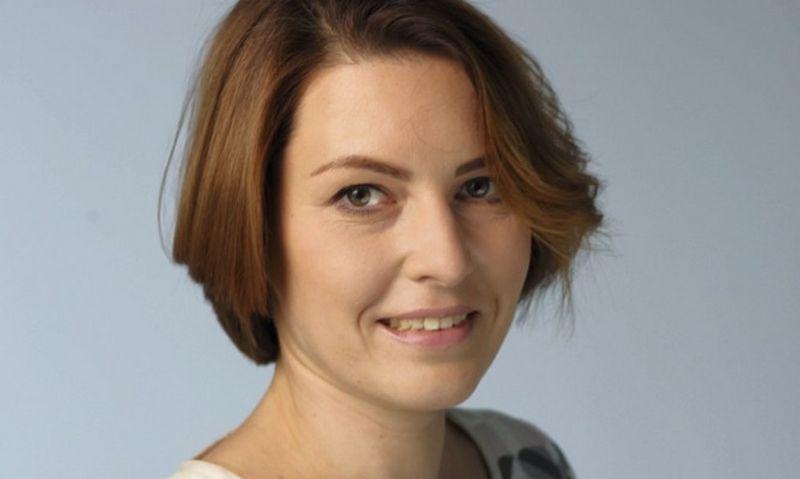"""Jelena Michailova, """"Forbis"""" generalinio direktoriaus pavaduotoja ir """"Argentum Mobile"""" direktorė."""