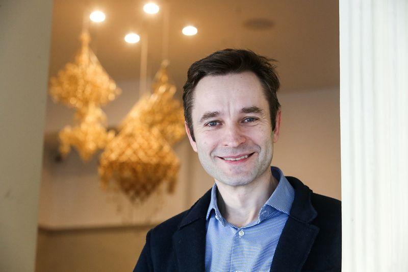 """Kęstutis Markevičius, UAB Restoranų grupės """"Fortas"""" rinkodaros vadovas: """"Planuojame panašius metus kaip ir pernai. Nors tam tikrų nerimo ženklų yra, esame pasiruošę reaguoti į pokyčius."""""""