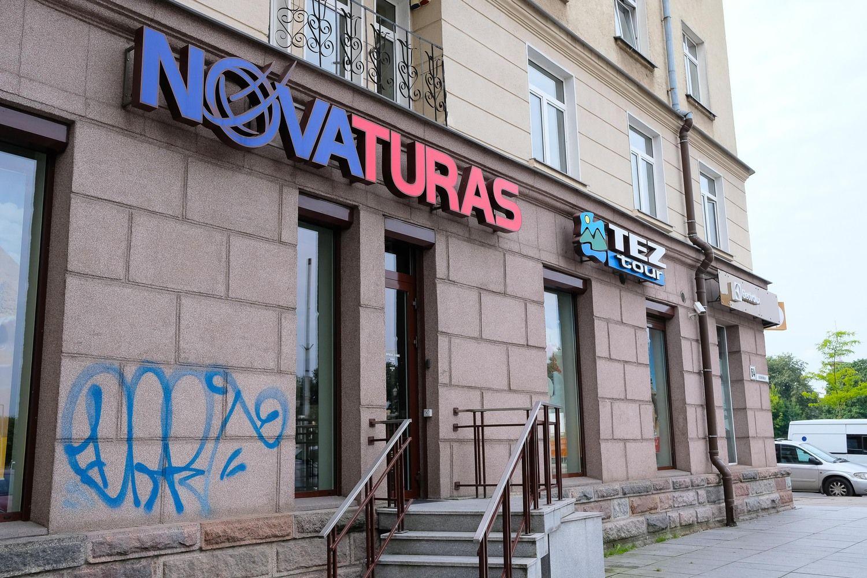 """""""Novaturo"""" grynasis pelnas pernai susitraukė trečdaliu"""