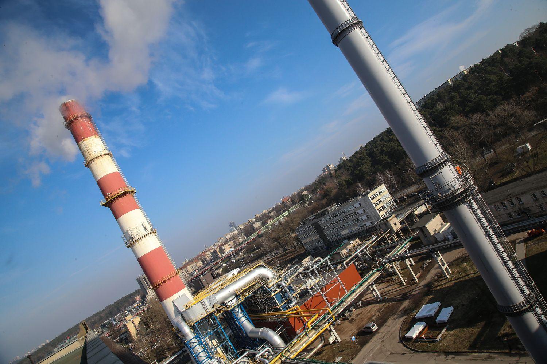 VŠT užbaigė 2,5 mln. Eur investiciją į termofikacinę elektrinę