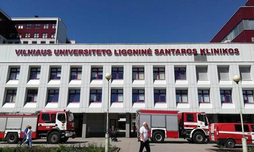 Santaros klinikos ieško, kas ištirtų fasadų degumą