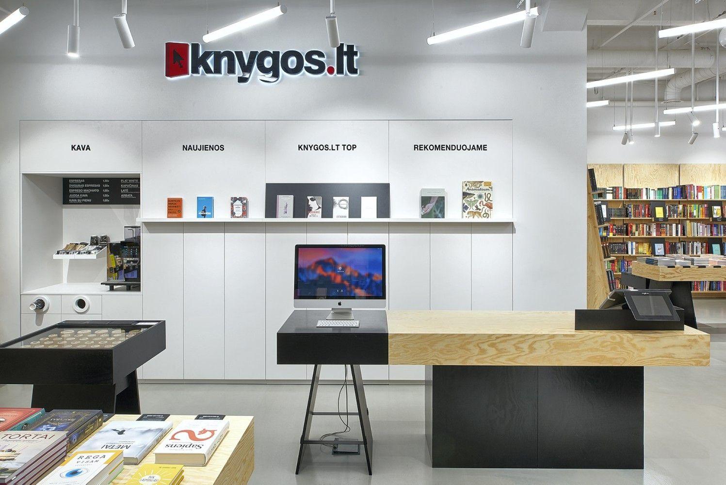 """60% pajamas auginusi """"Knygos.lt"""" dairosi vietos knygynui Kaune"""