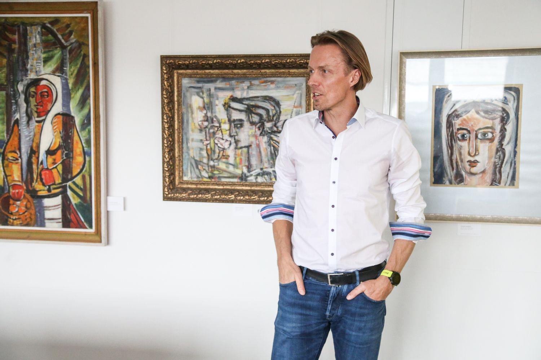"""""""Arimex"""" įkūrėjas A. Jurskis: jau nebesvarbu, ar įmonė uždirbs 4, ar 6 mln. Eur"""