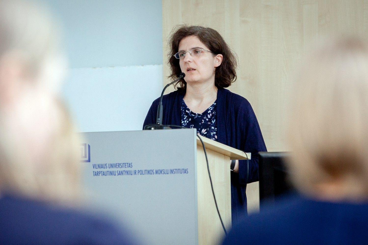 Politologė: kandidatams į Vilniaus merus trūksta vaizduotės