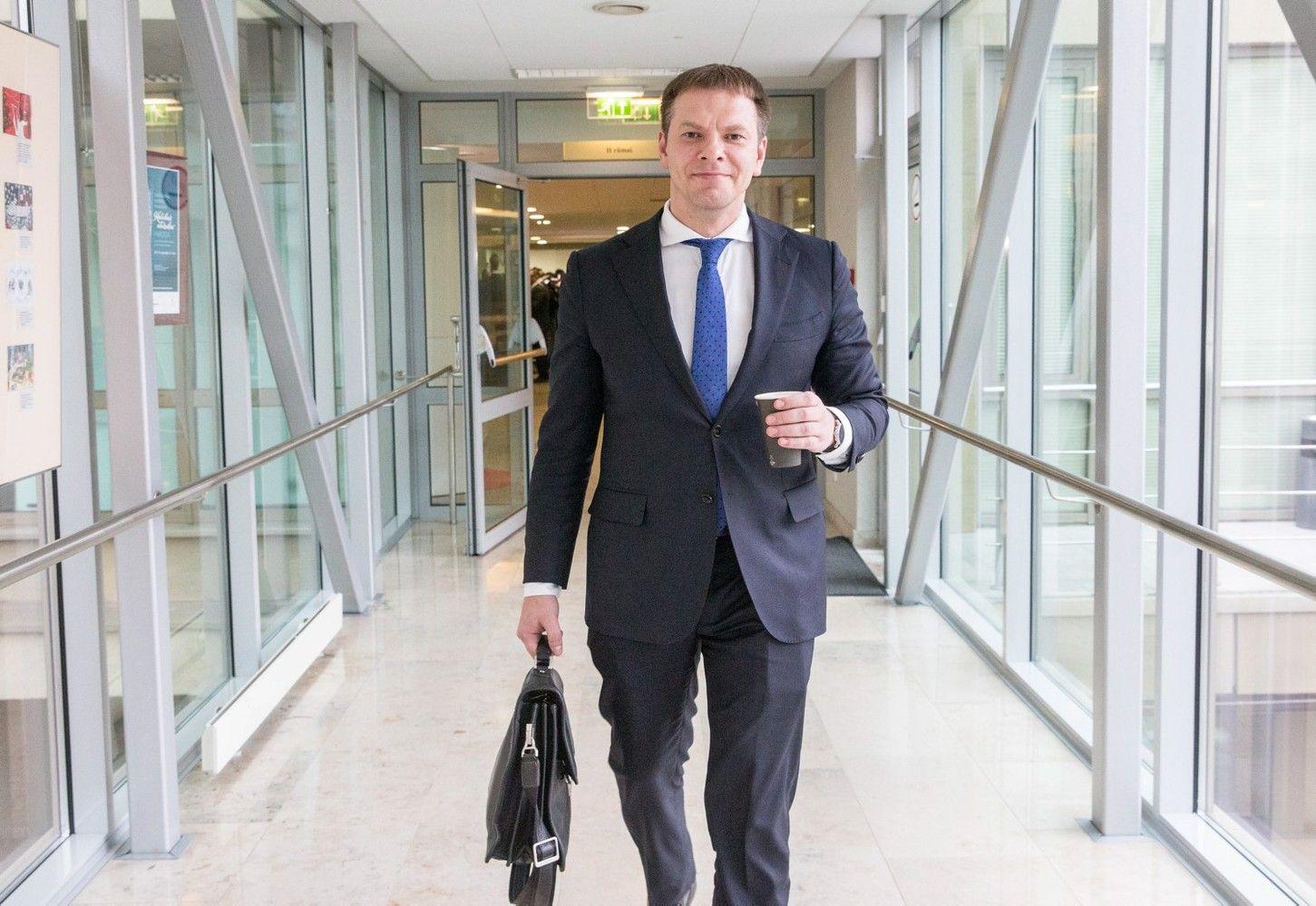 V. Šapoka: reikia bendros ES pinigų plovimo prevencijos