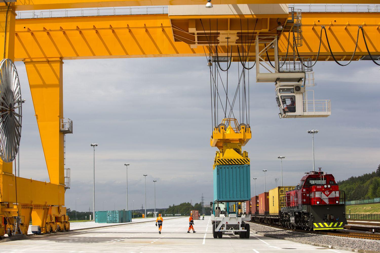 Viešieji Kauno ir Vilniaus logistikos centrai išdygs per dešimtmetį