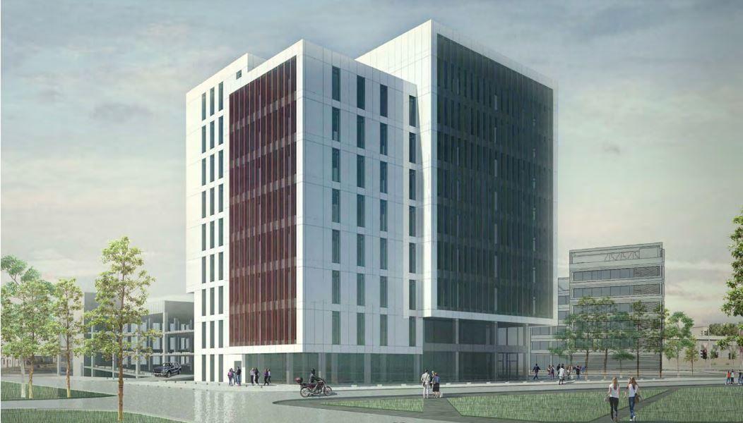 Vilniaus Naujamiestyje planuojamas verslo centras