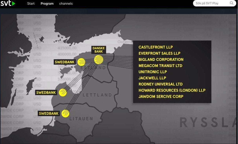 """""""Swedbank"""" aiškinasi galimus savo ryšius su pinigų plovimu"""