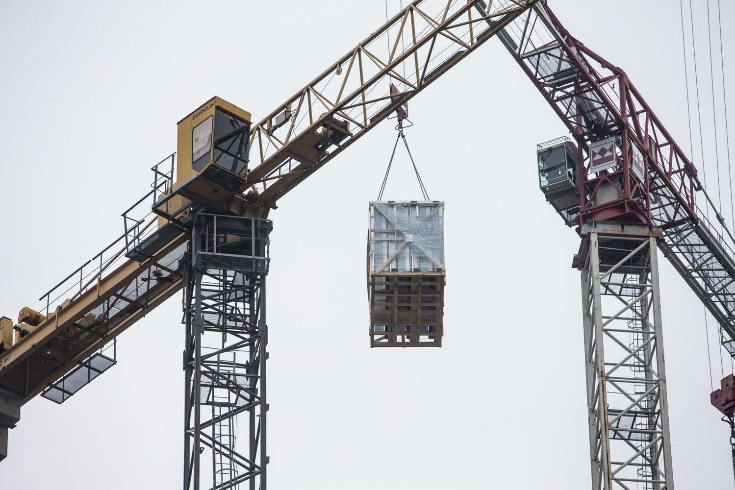 Kartelį sudariusios statybos įmonės turės sumokėti 15.000Eur baudas