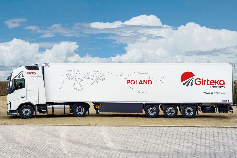 """""""Girteka Logistics"""" atidarė dar vieną padalinį, šįkat – Lenkijoje"""
