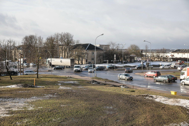 Vilnius už 30 mln. Eur rengiasi statyti dviejų lygių sankryžą