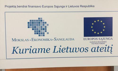 Ekonomikos ir inovacijų ministerija: iš 1,14 mlrd. Eur ES lėšų išmokėti 252 mln. Eur