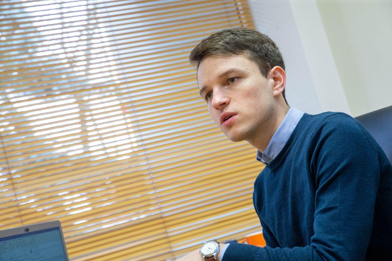 L. Kojala: akivaizdu, kad Ukraina nebenori sukti atgal