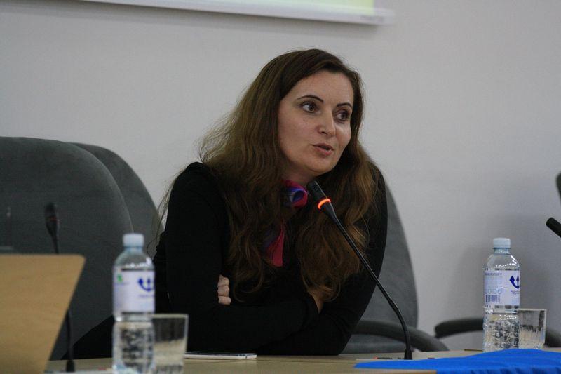 Dr. Ingrida Unikaitė-Jakuntavičienė. Vytauto Didžiojo universiteto nuotr.