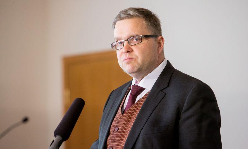 Vitas Vasiliauskas. Juditos Grigelytės (VŽ) nuotr.