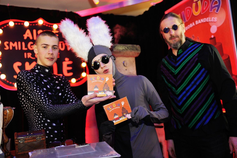 Knygų mugėje paskelbtos interneto platformose klausomiausios lietuviškos dainos