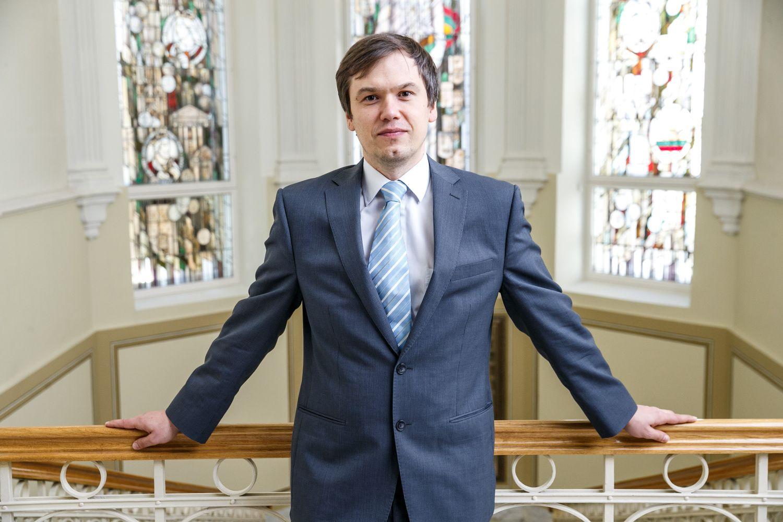 """Lietuvos bankų priežiūros vadas:nieko """"neprasileidome"""",o dėl """"fintech"""" pasekmių gali būti"""