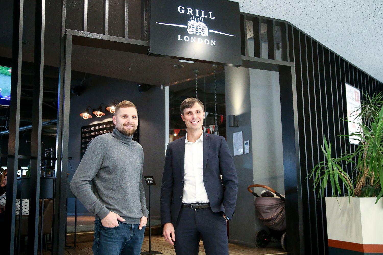 """Iki 700 darbuotojų išaugusi """"Grill London"""" investuoja Kauno LEZ"""