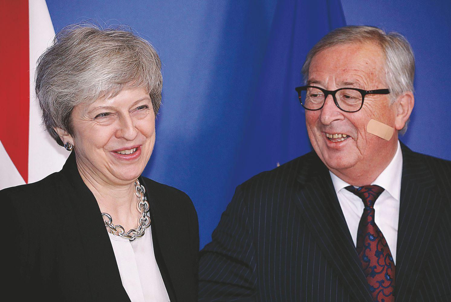 """Pragiedruliai """"Brexit"""" aklavietėje"""