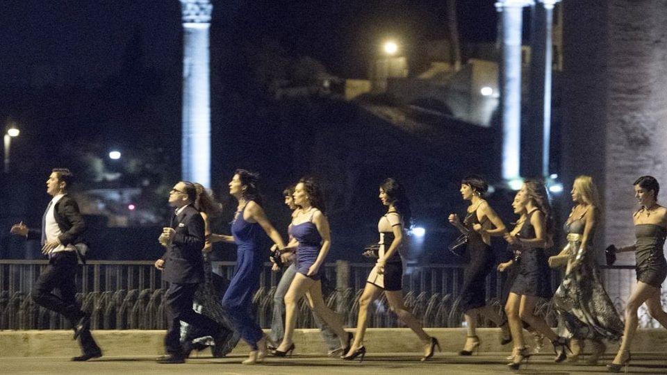 Kinas: Filmas apie nuvargusį Silvio Berlusconi