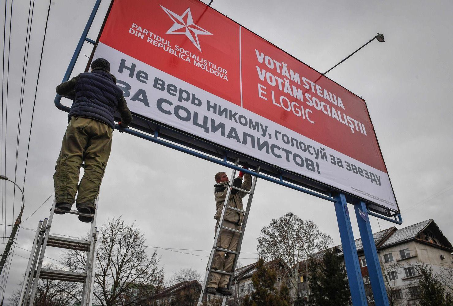 Moldova spręs savo kryptį tarp Rytų ir Vakarų