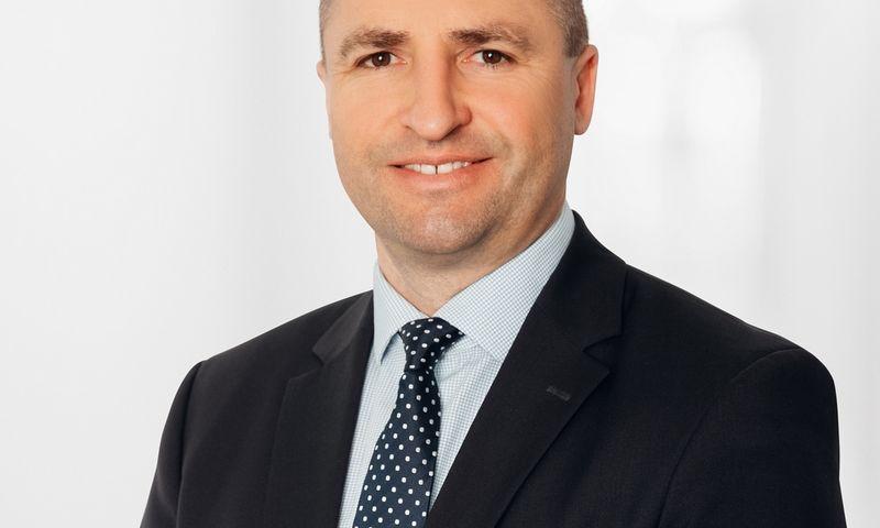 """Rimvydas Jogėla, """"PwC"""" vadovaujantis partneris Lietuvoje. Įmonės nuotr."""