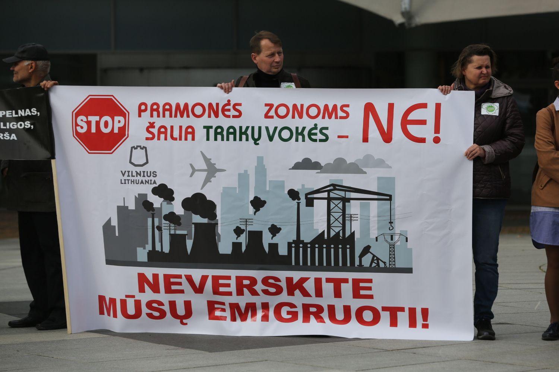 NT vystytojų ir gyventojų konfliktus provokuoja blogas miestų planavimas