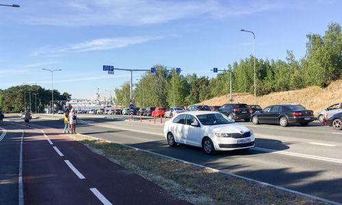 Neringa modernizuos transporto srautų ir parkavimo kontrolę