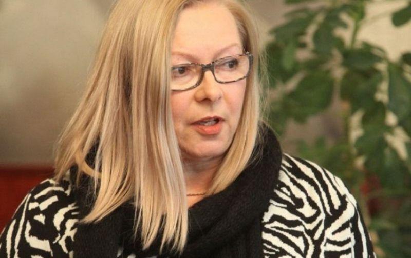 Metų vertėjo krėslo laureatė Regina Chijenienė. www.lrkm.lrv.lt nuotr.