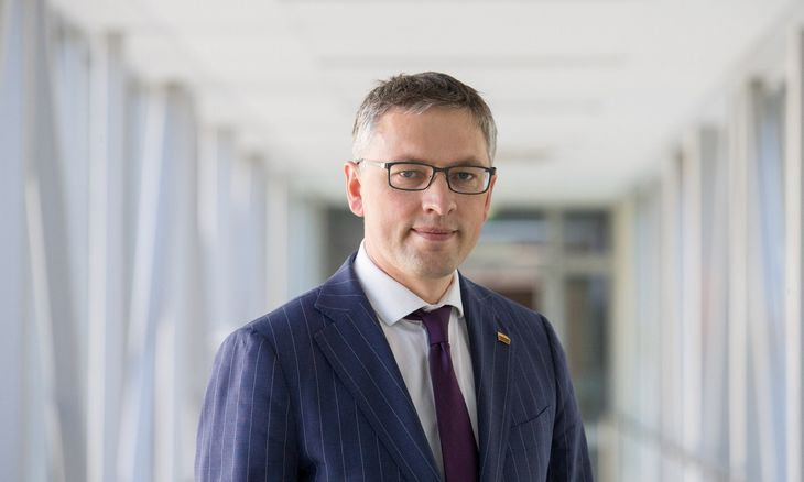 """V. Bakas apskundė teismo sprendimą pripažinti jį padarius žalą koncernui """" MG Baltic"""""""