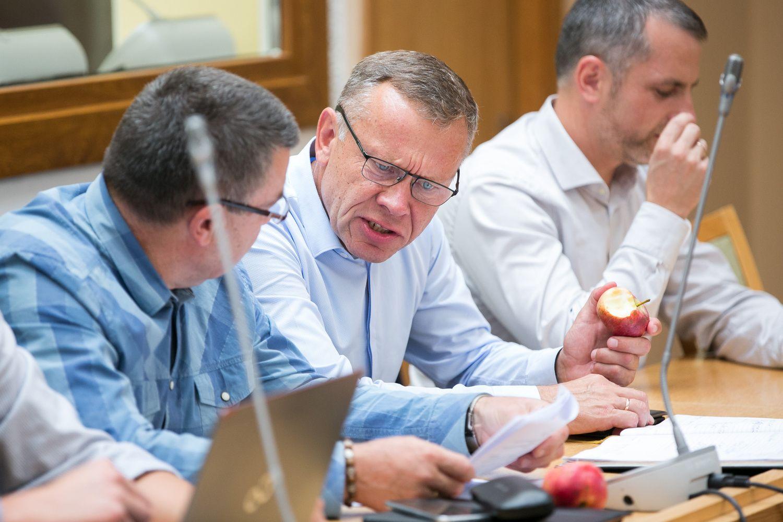 Radviliškio meras A.Čepononis lieka išteisintas dėl piktnaudžiavimo