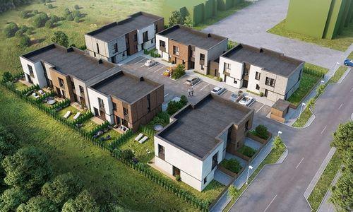Į kotedžų kvartalą Pilaitėje investuoja 1,5 mln. Eur