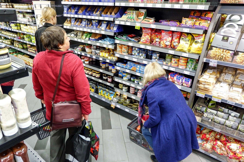 Tyrimas: maisto produktų kainos stabilizavosi