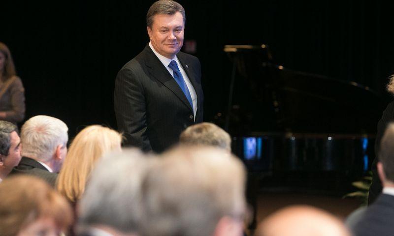 Viktoras Janukovyčus. Juditos Grigelytės (VŽ) nuotr.