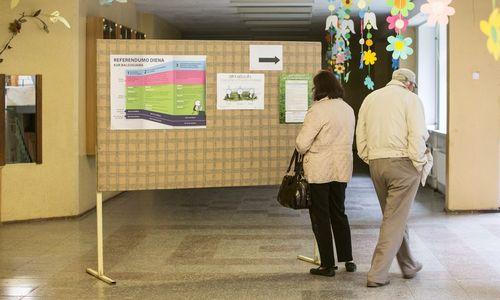 Trečiadienį prasideda išanksinis balsavimas savivaldybėse ir specialiuose punktuose