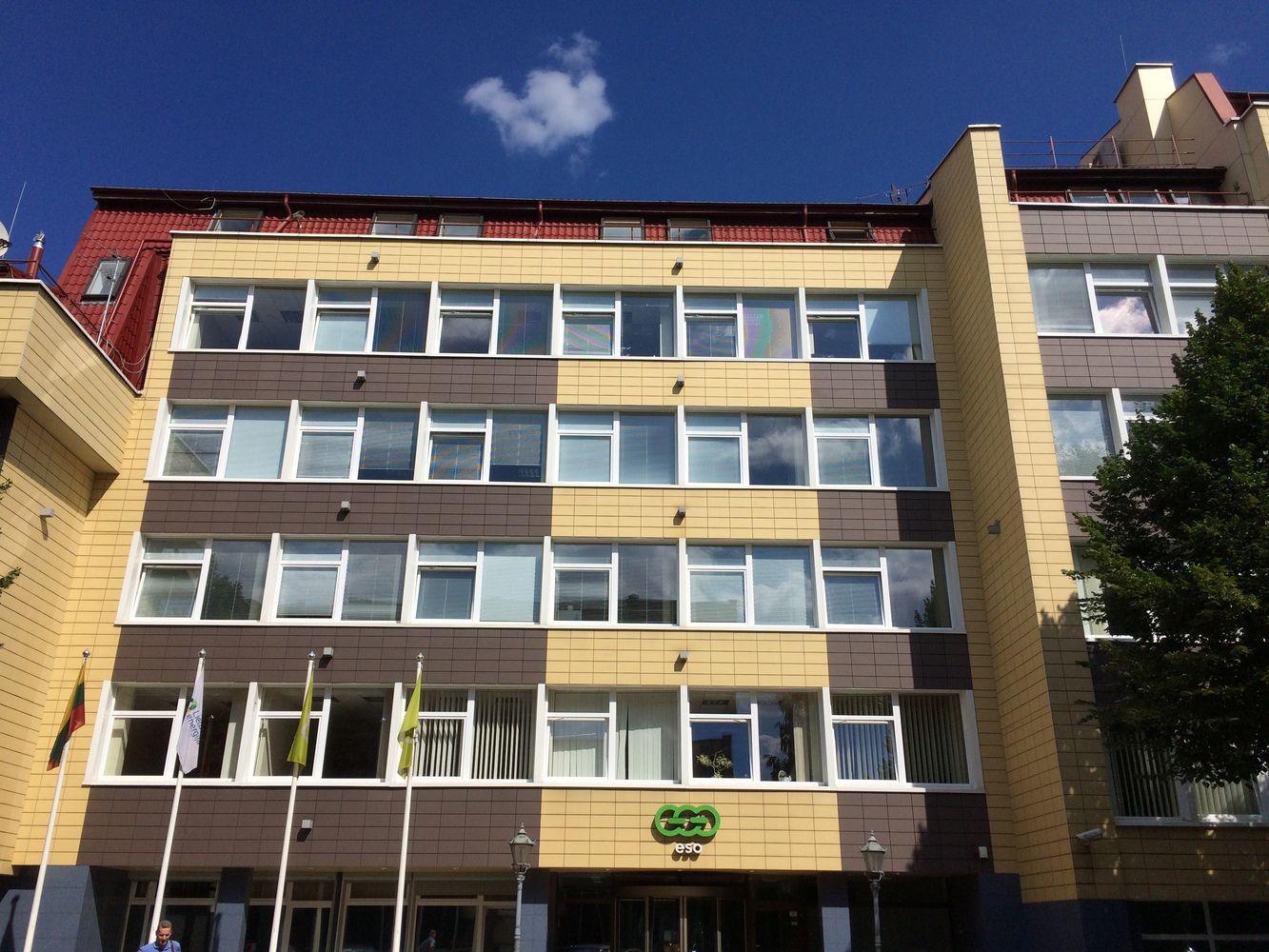 """""""NT Valdos"""" pastatus Vilniaus Naujamiestyje pardavė už 5,8 mln. Eur"""