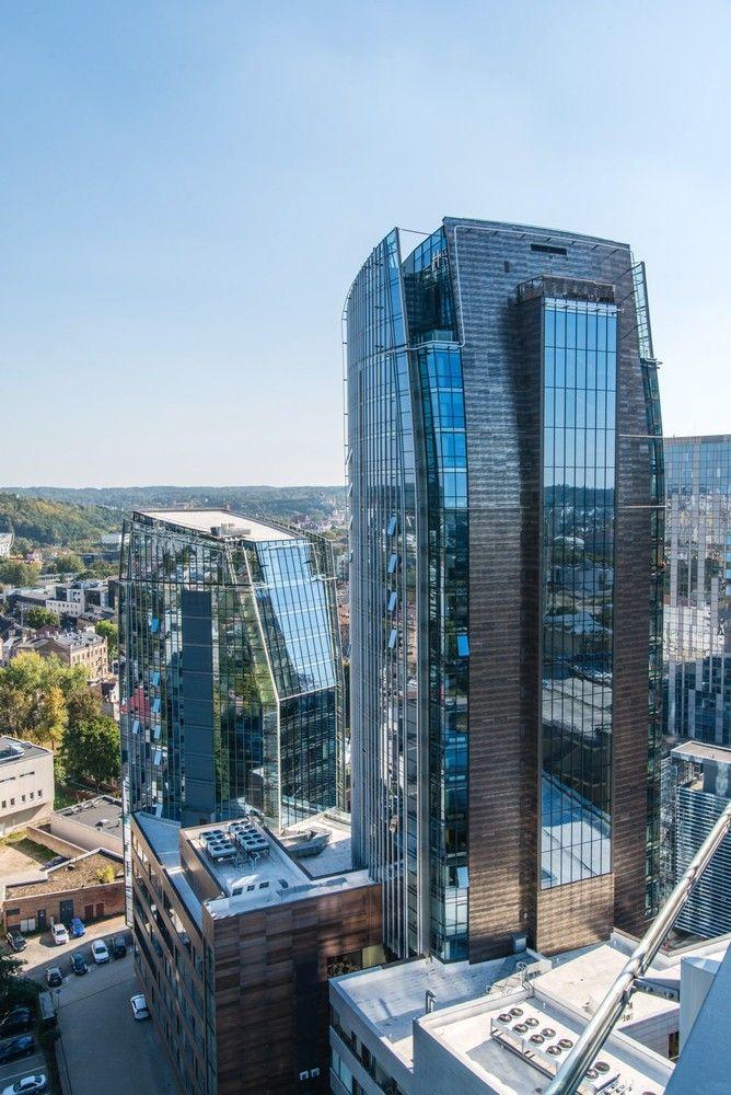 """Didžiausias verslo centro """"3BURĖS"""" atnaujinimas už 2 mln. eurų: naudinga ir nuomininkams, ir investuotojams"""