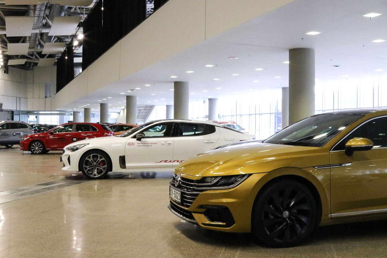 Formali ir reali Baltijos naujų automobilių rinka: Estija tebepirmauja