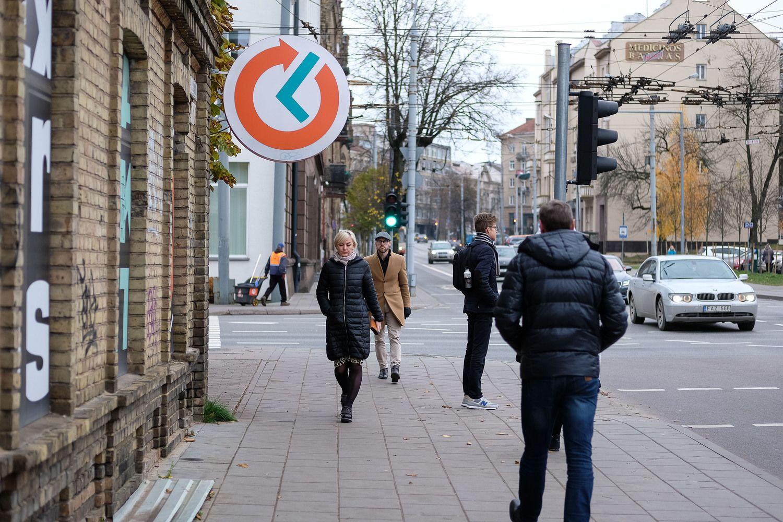 Vilniuje ruošiamasi rekonstruoti J. Jasinskio gatvės dūstančią atkarpą
