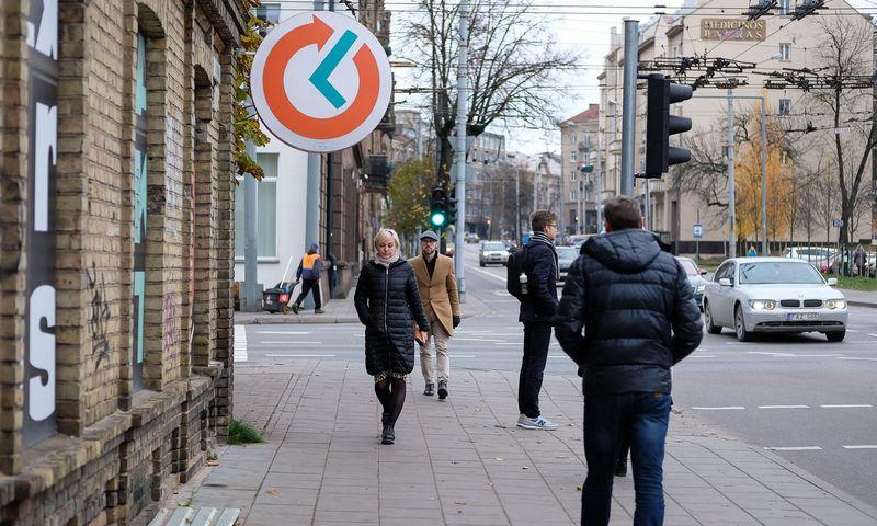 J. Jasinskio gatvė. Vladimiro Ivanovo (VŽ) nuotr.