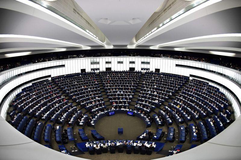 Naujasis Europos Parlamentas, prognozuojama, bus kur kas radikalesnis už dabartinį. Frederick Florin (AFP/Scanpix) nuotr.