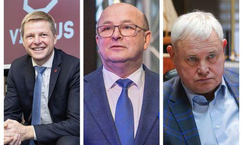 Merų komunikacija: vienvaldystė – Kaune, sostinėje– maža intriga