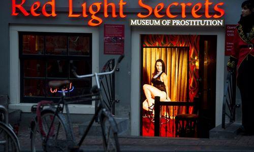 Amsterdamo valdžia imasi reformų Raudonųjų žibintų kvartale