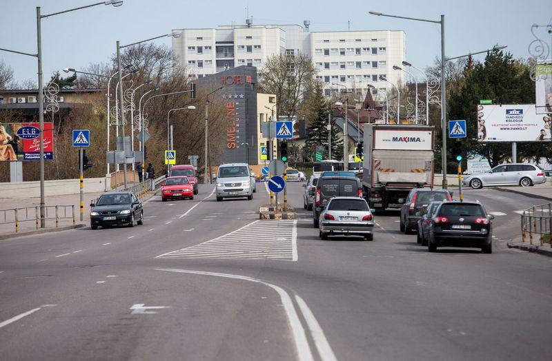 Respublikinė Panevėžio miesto ligoninė. Juditos Grigelytės (VŽ) nuotr.