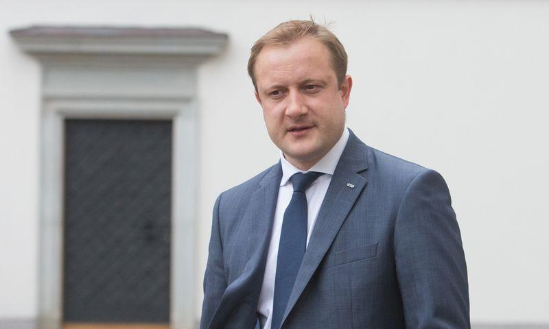"""Liudas Liutkevičius, """"Modus Group"""" valdybos pirmininkas. Juditos Grigelytės (VŽ) nuotr."""