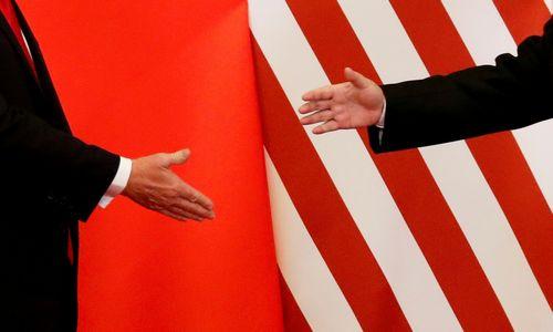 Kinija ir JAV bando sudėti prekybos karo ginklus